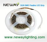 9.6w/m pure white 5m 600 led 3528 smd flexible led light strip, smd 3528 waterproof led strip light
