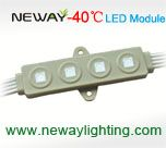 4 led 5050 rgb smd led module minus 30 degree for channel letter lighting, below zero 5050 rgb led