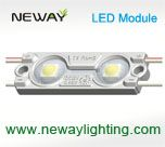 5050 SMD Waterproof LED Module, 2 Led Ip65 Outdoor Led Light Module, Led Module Signage Lighting