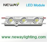 5050 SMD Waterproof LED Module, 3 Led Ip65 Outdoor Led Light Module, Led Module Signage Lighting