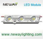 5630 SMD Waterproof LED Module, 3 Led Square Led Light Module, Ultrabright Led Module Channel Letter
