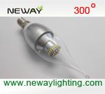 4w clear glass led candle light bulb e14 frosted candle ses edison, led ses e14 clear candle bulbs