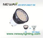 5w led gu10 spot light, gu10 400 lumen led spot light, gu10 led spotlight, 5 watt led spotlight gu10