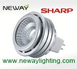 5w sharp cob spotlight mr16, mr16 sharp led fixtures, mr16 led spot lights, mr16 led spot light bulb