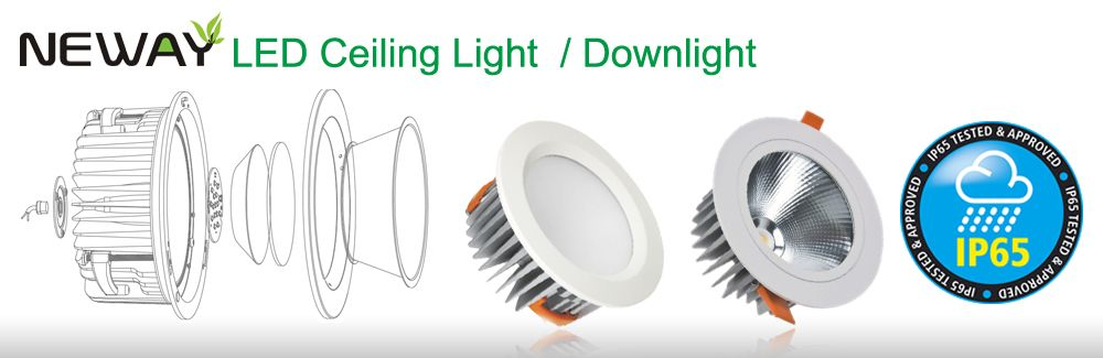 Recessed LED Ceiling Spotlight Kits