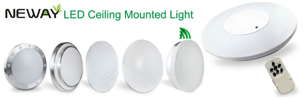 Flush Mount LED Ceiling Light Fixtures